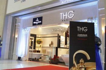 法国高端卫浴品牌THG发布会