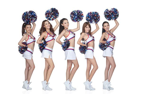 《艺术体操啦啦队》