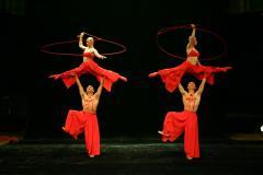 《绳技-舞者-灵魂向远方》