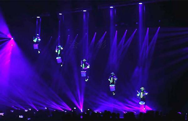 《威亚LED打击乐》